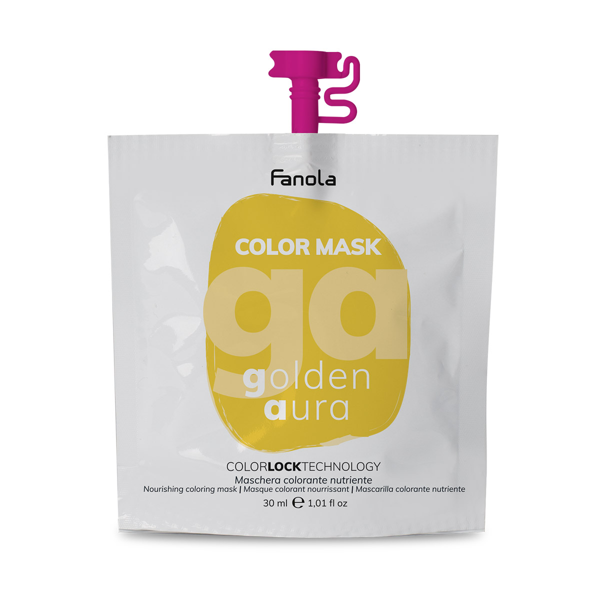 Fanola Color Mask 30ml Golden Aura (Altın Aura)